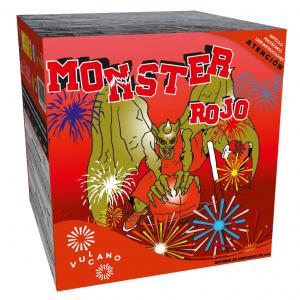 monster rojo